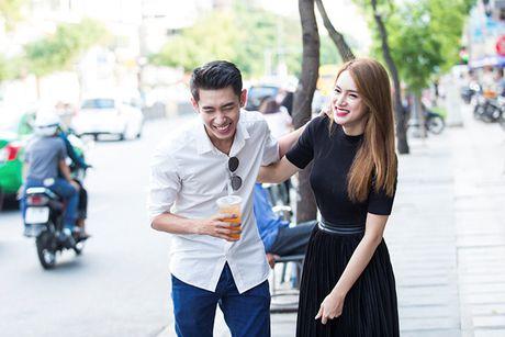 Huong Giang Idol he lo Quang Dang la 'tinh cu' cua minh - Anh 6