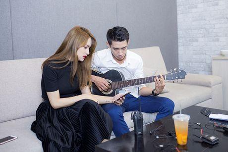 Huong Giang Idol he lo Quang Dang la 'tinh cu' cua minh - Anh 7