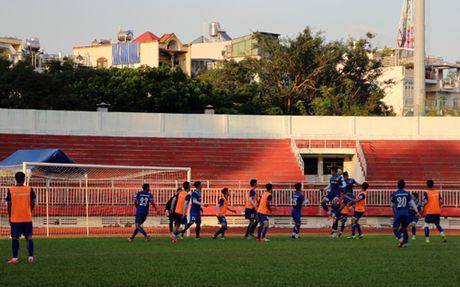 DT Viet Nam tap lan cuoi truoc khi len duong du AFF CUP - Anh 2