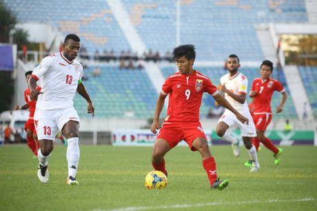 Doi thu cua Viet Nam: Myanmar thua dam, Malaysia thang nhoc - Anh 1