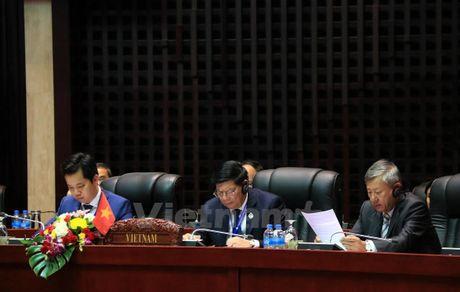 Khai mac Hoi nghi Thi truong thu do cac nuoc ASEAN lan thu 4 tai Lao - Anh 2