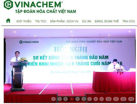 Tam dinh chi cong tac ong Vu Dinh Duy de lam ro cac sai pham - Anh 1