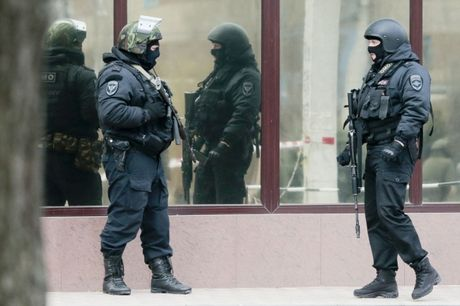 Nga bat nhom chien binh am muu tan cong Moskva va CH Ingushetia - Anh 1