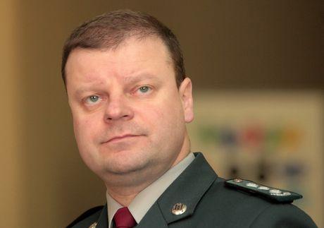 Ong Saulius Skvernelis duoc de cu lam thu tuong cua Litva - Anh 1