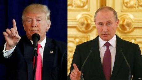 Kich ban Donald Trump bat tay Nga giai phong Syria - Anh 1