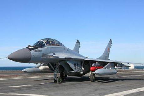 MiG-29K roi, bao Nga boi noi dau Khong quan My - Anh 1
