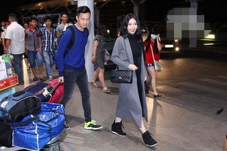 Tran Thanh phai chao thua Ngo Kien Huy do 'si me' ban gai - Anh 12