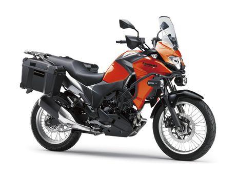 Ra mat Kawasaki Versys-X 250 2017 phong cach the thao - Anh 2