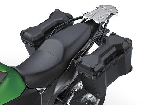 Ra mat Kawasaki Versys-X 250 2017 phong cach the thao - Anh 8
