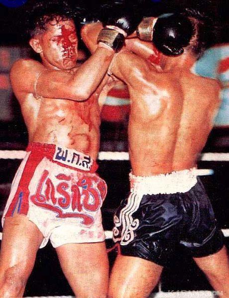 Vi sao cho va goi trong Muay Thai lai nguy hiem nhat? - Anh 3