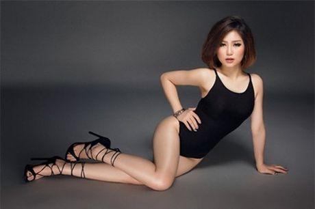 Huong Tram thay doi chong mat sau 4 nam vao showbiz - Anh 4