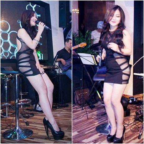 Huong Tram thay doi chong mat sau 4 nam vao showbiz - Anh 7