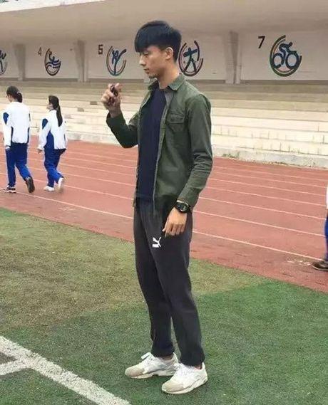 Thay giao the duc dien trai nhu Tran Quan Hy - Anh 3
