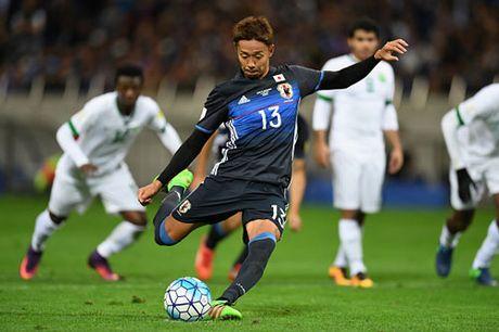 Cap nhat ket qua vong loai World Cup 2018 khu vuc chau A (ngay 15.11) - Anh 1
