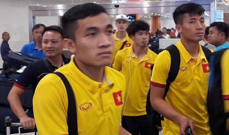 DT Viet Nam toi Yangon, san sang cho AFF Cup 2016 - Anh 1