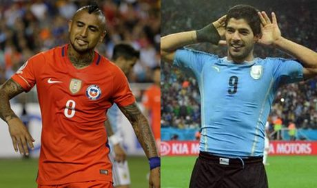 06h30 ngay 16/11, Chile vs Uruguay: Dai nan lam dau - Anh 1