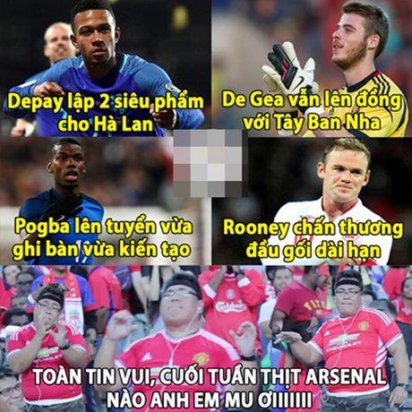 Anh che: Sao Real lun bai vi Messi; 'Vua bong da' truyen thu 'bi kiep bi ruong bo' - Anh 3