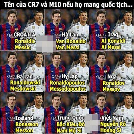 Anh che: Sao Real lun bai vi Messi; 'Vua bong da' truyen thu 'bi kiep bi ruong bo' - Anh 4