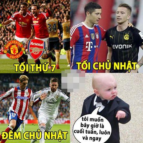 Anh che: Sao Real lun bai vi Messi; 'Vua bong da' truyen thu 'bi kiep bi ruong bo' - Anh 5