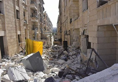 Quan doi Syria giai phong quan Dahiyet al-Assad o tay Aleppo - Anh 8