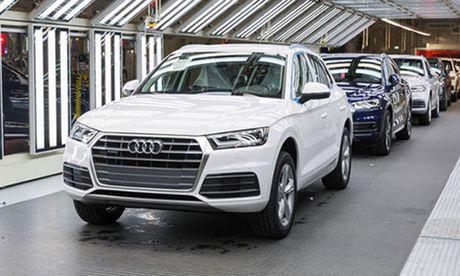 Volkswagen thua nhan Audi dung phan mem gian lan - Anh 1