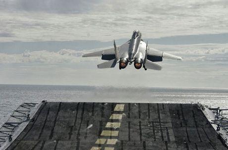 Vi sao tiem kich ham MiG-29K Nga roi gan Syria? - Anh 12