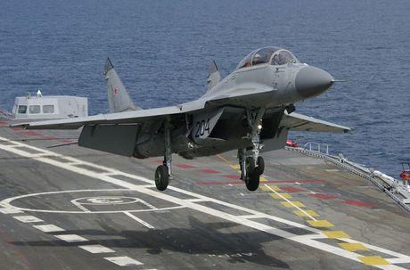 Vi sao tiem kich ham MiG-29K Nga roi gan Syria? - Anh 13