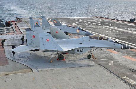Vi sao tiem kich ham MiG-29K Nga roi gan Syria? - Anh 14