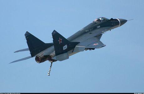 Vi sao tiem kich ham MiG-29K Nga roi gan Syria? - Anh 1