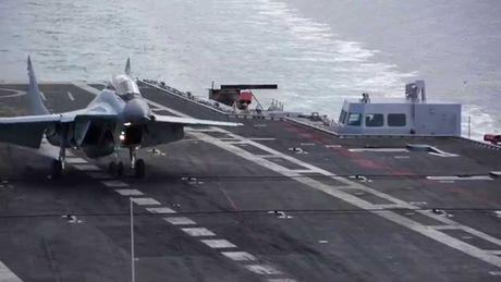 Vi sao tiem kich ham MiG-29K Nga roi gan Syria? - Anh 2