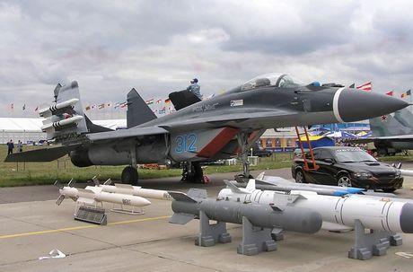 Vi sao tiem kich ham MiG-29K Nga roi gan Syria? - Anh 9