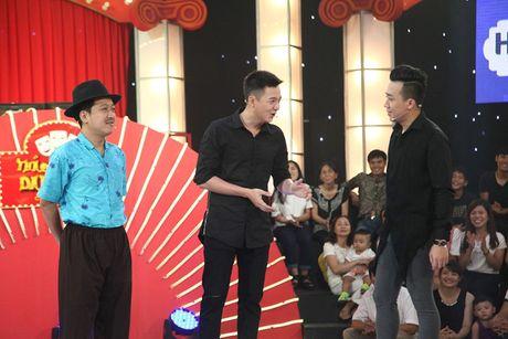Tran Thanh 'che' Truong Giang an mac que mua - Anh 1