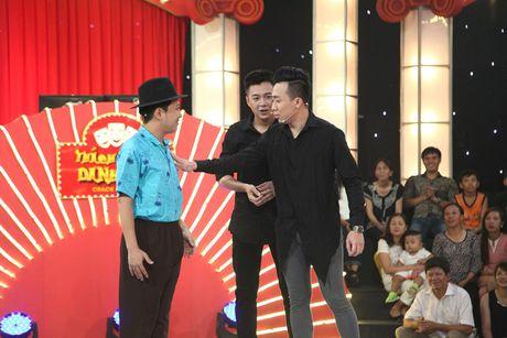Tran Thanh 'che' Truong Giang an mac que mua - Anh 2
