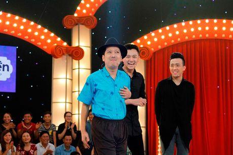 Tran Thanh 'che' Truong Giang an mac que mua - Anh 3