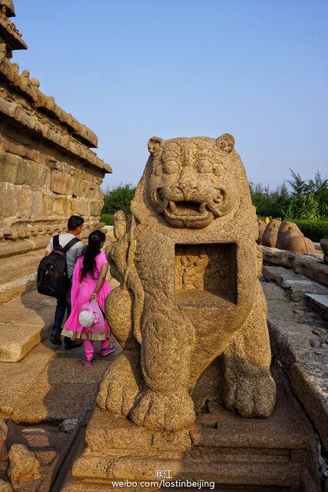 Tham thanh pho cua nhung ngoi den Mahabalipuram - Anh 10