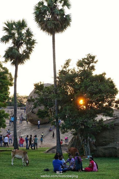 Tham thanh pho cua nhung ngoi den Mahabalipuram - Anh 5