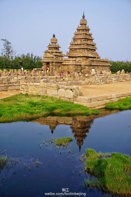 Tham thanh pho cua nhung ngoi den Mahabalipuram - Anh 7