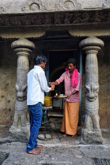 Tham thanh pho cua nhung ngoi den Mahabalipuram - Anh 9