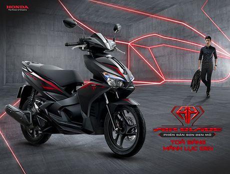 Honda Air Blade son den mo co gia de xuat 40 trieu - Anh 2