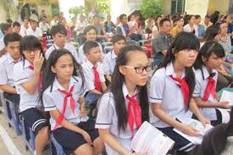 Binh Duong: Luu y thuc hien cac khoan thu, chi trong truong hoc - Anh 1