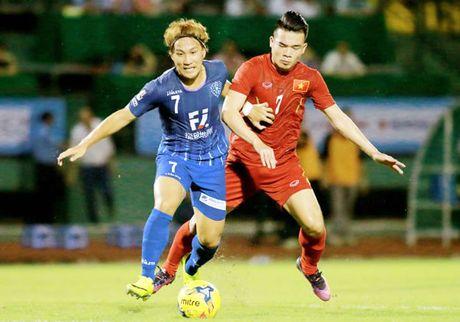DT Viet Nam len duong tham du AFF Cup 2016: Vung tam truoc tran danh lon - Anh 1