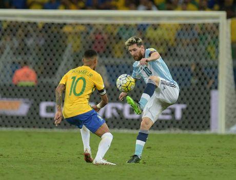Argentina - Colombia: Xu tango can su thay doi triet de cua Messi - Anh 1