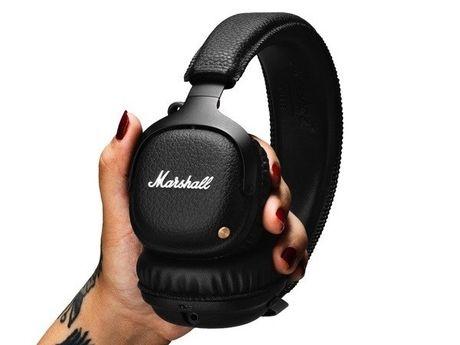 Marshall ra mat tai nghe Bluetooth pin 30 gio - Anh 4