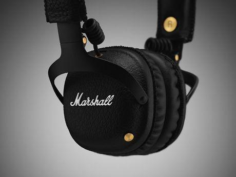 Marshall ra mat tai nghe Bluetooth pin 30 gio - Anh 7