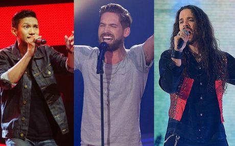 "Nhung man Rock ""bung no"" nhat vong Giau mat cac phien ban The Voice - Anh 1"