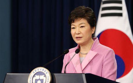 Tong thong Han Quoc Pak Geun-hye co the bi tham van - Anh 1