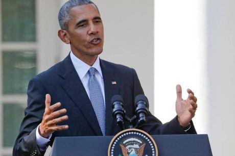 Tong thong Obama: Can cho ong Trump them thoi gian - Anh 1