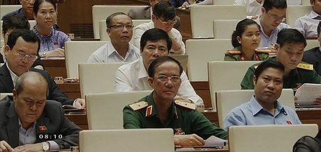 """Bo truong Tran Tuan Anh """"mo hang"""" tra loi chat van - Anh 2"""