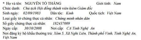 KAfe Group: Da co CEO moi thay Dao Chi Anh - Anh 1