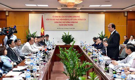 Bo Cong Thuong can rut kinh nghiem nhieu van de - Anh 1